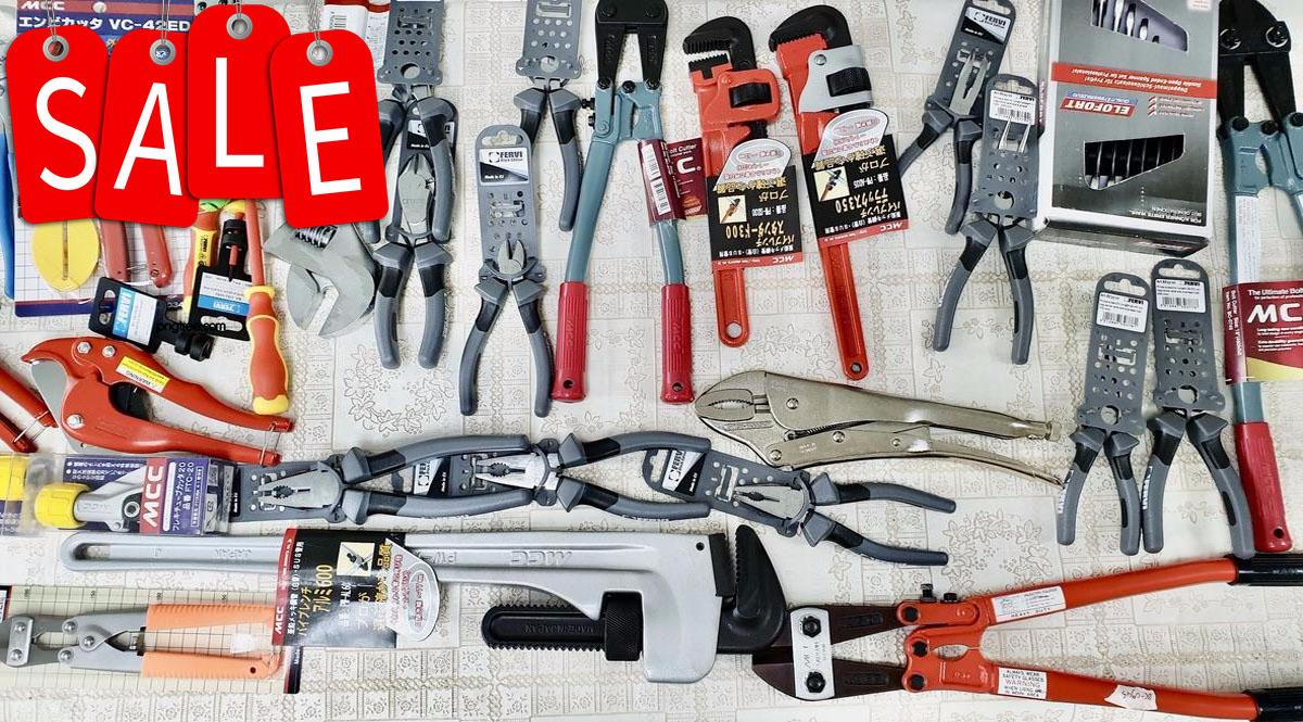 31 món dụng cụ cầm tay châu Âu khuyến mãi tuần 36