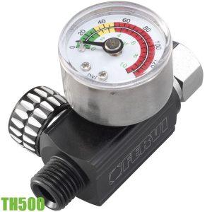 TH500 Bộ điều áp khi nén có đồng hồ áp suất 0 ÷ 10 bar FERVI