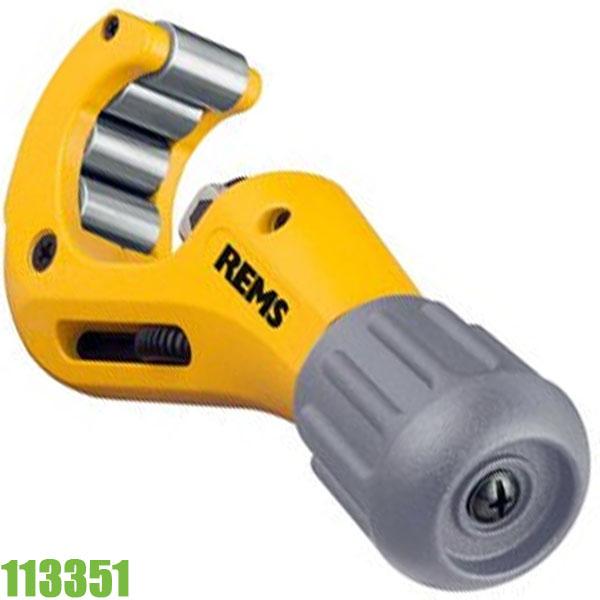113351 Dao cắt ống kim loại Ø3 – 35mm REMS RAS