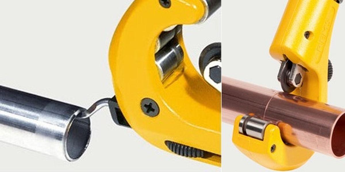 Dụng cụ cắt ống kim loại Ø3 – 35mm REMS RAS