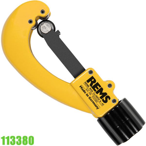 113380 Dao cắt ống đồng inox Ø6-42mm REMS Germany