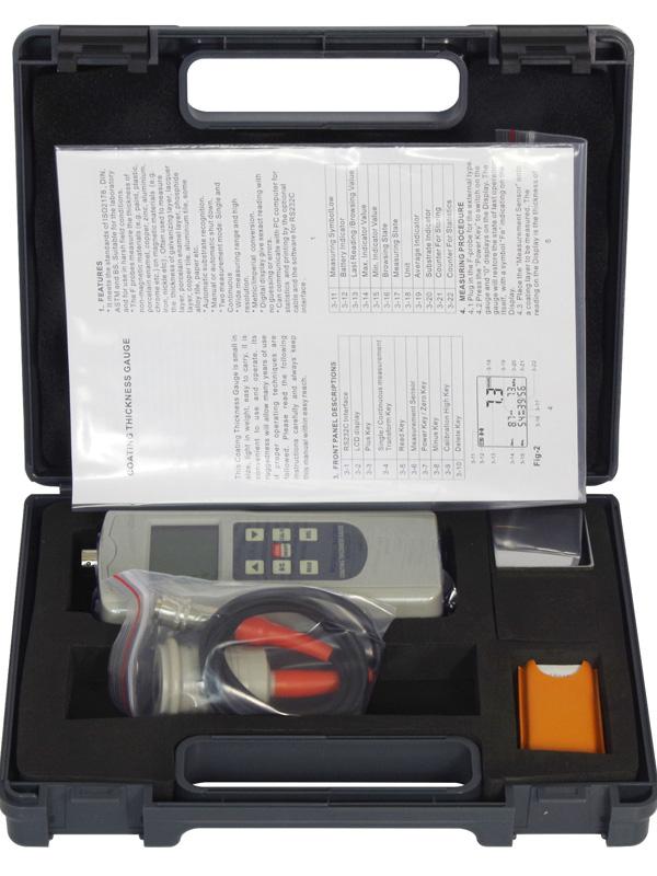AC-112H Máy đo độ dày lớp mạ