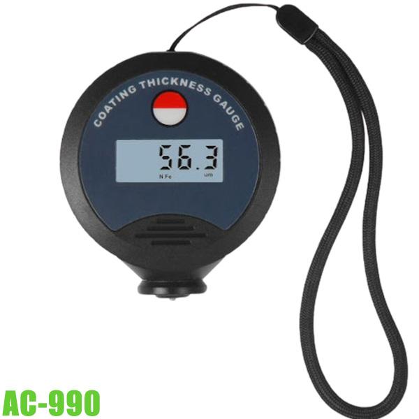 AC-990 Máy đo độ dày lớp phủ 0~500µm, hình tròn Amittari