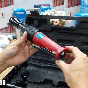 Bộ súng bắn bu lông bằng hơi khí nén đầu vuông 1/2 inch 16 món