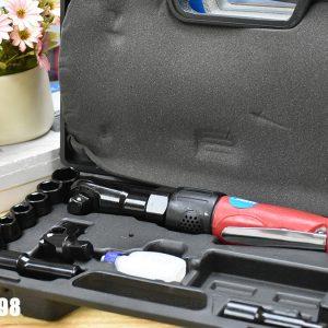 Bộ súng siết ốc đầu ngang 16 chi tiết 1/2 inch