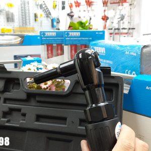 Bộ súng xiết bulong đầu ngang bằng khí nén 16 món