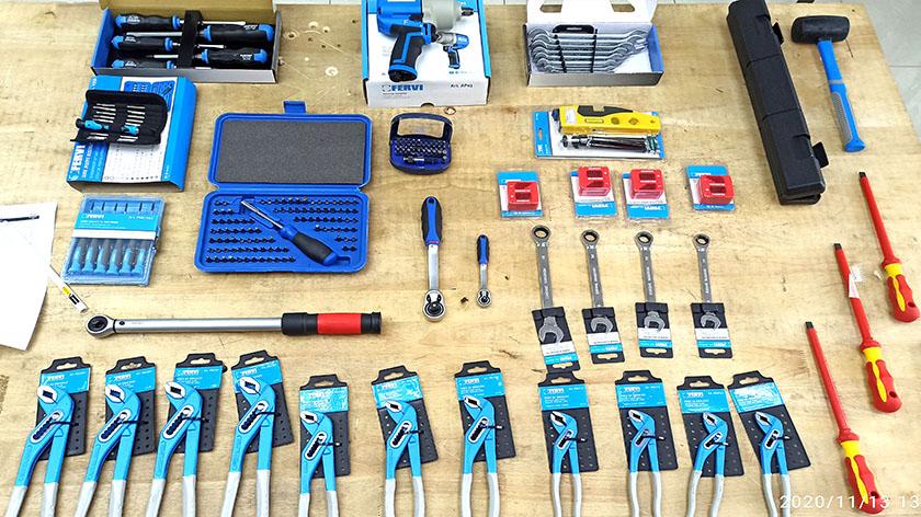 20 Món dụng cụ đồ nghề khuyến mãi cuối tuần 46