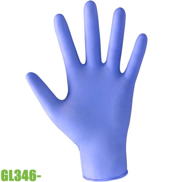 GL346- Găng tay nitrile xanh không bột FERVI Italia