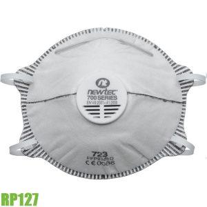 RP127 Khẩu trang carbon chống độc FFP2 NR D - FERVI Italia