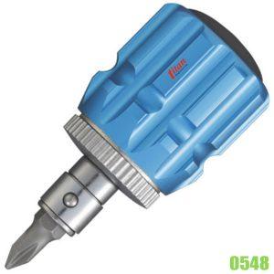 0548 tua vít tự động loại ngắn, 72 răng với góc xoay chỉ 5 độ.