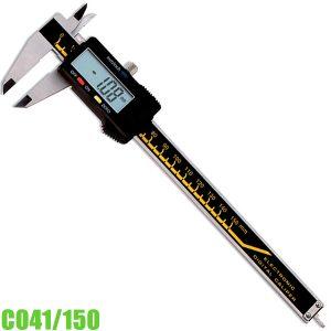 C041/150 Thước cặp điện tử inox 0 ÷ 150 mm FERVI Italia