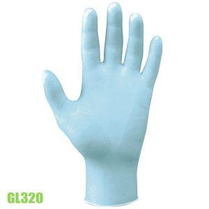 GL320 Găng tay cao su không bột