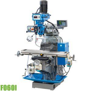 F060I Máy phay đứng Ø100mm, có biến tần điều khiển FERVI Italia