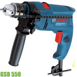GSB 550 Máy khoan điện cầm tay 550W Bosch