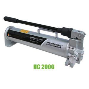 bơm tay thủy lực HC 2000 Powerram