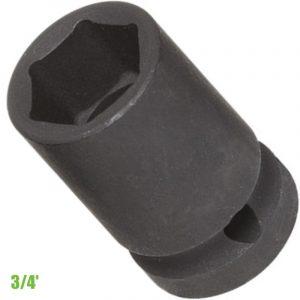 đầu tuýp đen BL4E2N