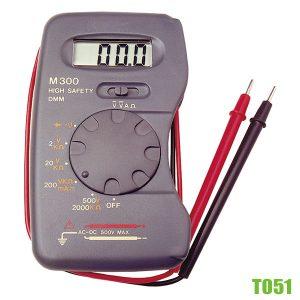 đồng hồ đo điện T051