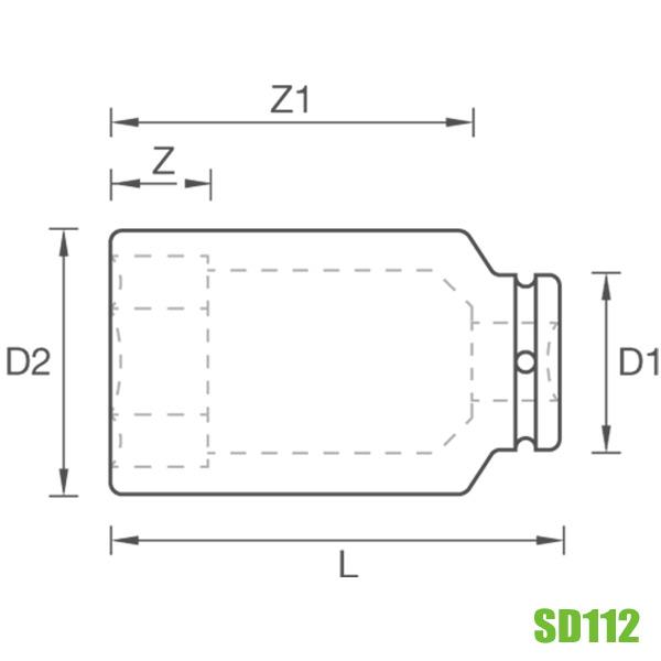 thông số socket sd112-L