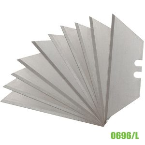 bộ lưỡi dao rọc giấy hình thang 0696L