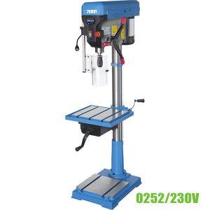 máy khoan đứng động cơ một pha 0252/230v