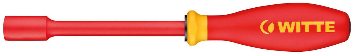 74180 Tua vít đầu tuýp lục giác 6-13mm cách điện 1000V Pro WITTE