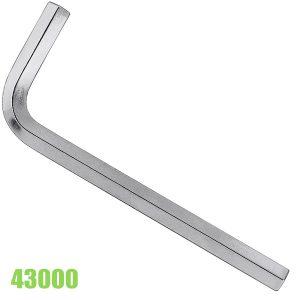 43000 Series lục giác chữ L loại ngắn hệ mét DIN ISO 2936